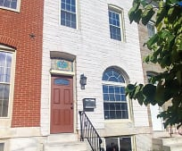 120 N Milton Ave, Patterson Place, Baltimore, MD