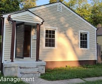 1217 Canfield Ave, West Riverview Avenue, Dayton, OH