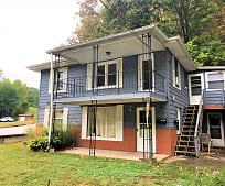 Building, 821 Chestnut St