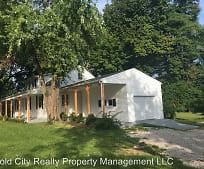 Building, 1201 W Vine St