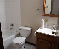 Bathroom, 416 S Main St