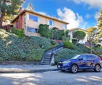 6171 Brookside Ave, Upper Rockridge, Oakland, CA