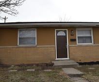 Building, 638 E Jenkins Ave