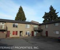 Building, 8231 N Fessenden St