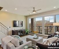 Living Room, 1033 S Racine Ave