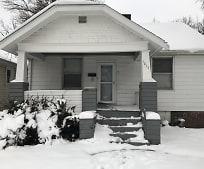 Building, 1017 E Virginia Ave