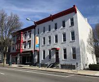 Building, 42 E Washington St