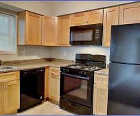 Kitchen, 76-78 Belmont Ave