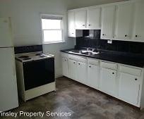 Kitchen, 501 Van Horn Ave