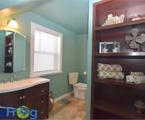 Bathroom, 132 S Franklin St