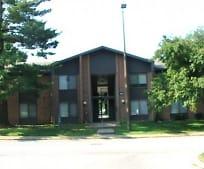 Building, 7008 Wildwood Cir