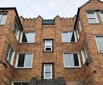 Building, 3017 Buena Vista St