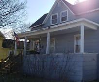 Building, 621 N Stevens St