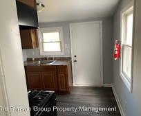 Kitchen, 443 Wood St