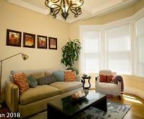 Living Room, 1105 Stanyan St