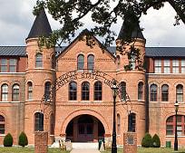 Building, 905 Seminary Ave