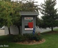 Community Signage, 126 Ida Red Ave