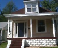 Building, 2107 Osage Ave