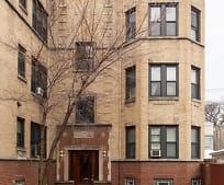 Building, 4814 N Oakley Ave