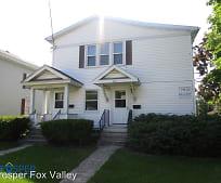 Building, 619 Wisconsin St