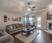 Living Room, 6232 Chalk Hollow Dr