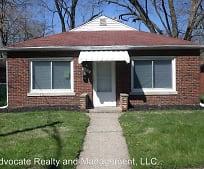Building, 14818 Oak St