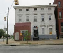 Building, 1001 W Lafayette Ave