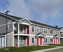 Building, 4897 U.S. Ave