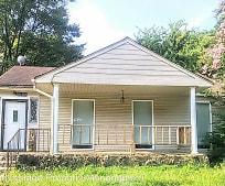 Building, 2105 Hubert Ave