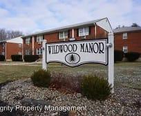 Community Signage, 5 Wildwood Dr