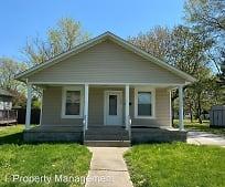 Building, 508 N 9th St