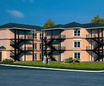 Building, 1420 Park Pl