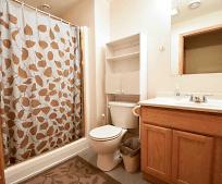 Bathroom, 156 E 4th St