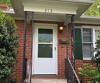 313 S Lindell Rd, Lindley Park, Greensboro, NC