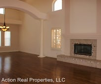 Living Room, 6517 Eagle Ridge Dr