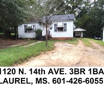 1120 N 14th Ave, 39440, MS