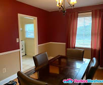 Dining Room, 1108 Andover Rd