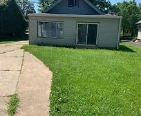 Building, 604 Frances Ave