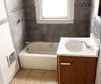 Bathroom, 1701 Evans St