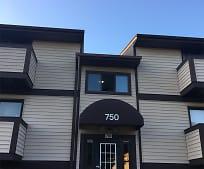 Building, 750 Heather Ridge Dr