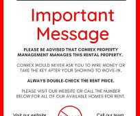 Community Signage, 7931 Penway St
