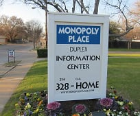 Community Signage, 1104 Peavy Rd