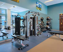 Fitness Weight Room, 7109 W Virginia Ave