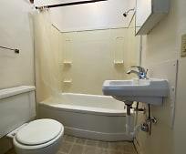 Bathroom, 704 E 3rd St