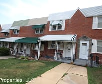 2110 Parksley Ave, Morrell Park, Baltimore, MD