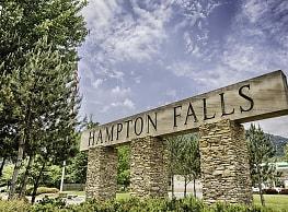Hampton Falls - Huntsville