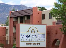 Mission Hill - Albuquerque