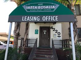 Santa Rosalia Apartments - Los Angeles