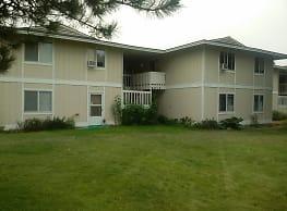 Ponderosa Apartments - Spokane Valley