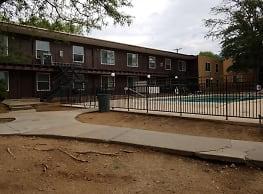 Los Manzanos Apartments - Albuquerque
